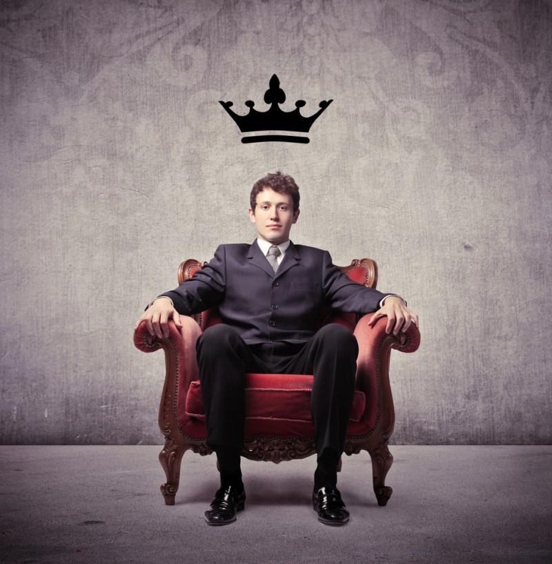 Как стать альфа-самцом в бизнесе