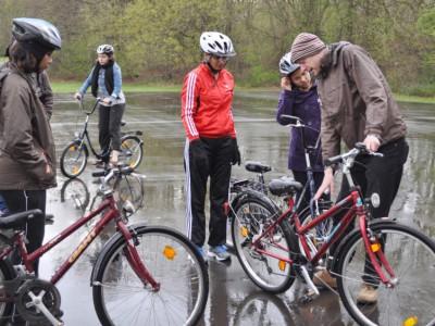 Велосипеды в Гёттингене