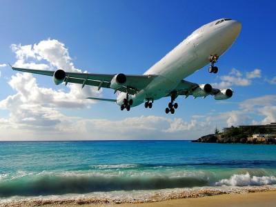 В отпуск — на самолете