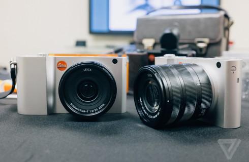 Leica отошла от традиций