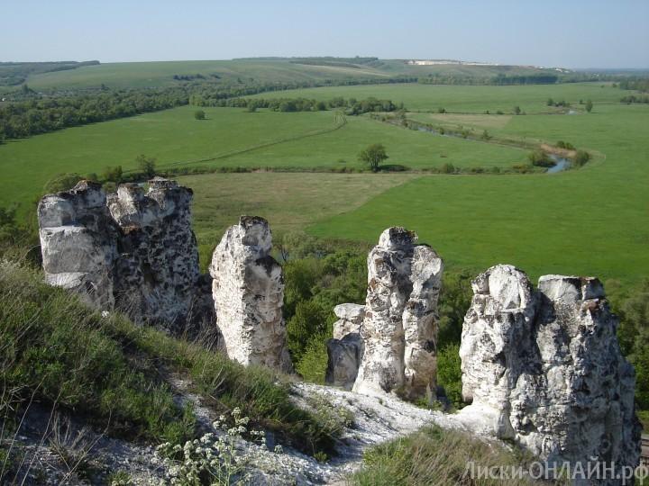 В Воронежской области 130 достопримечательностей претендуют на статус «чуда»