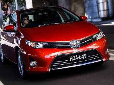 Toyota мировой лидер: Toyota Corolla