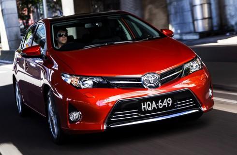 Toyota остается непобедимой