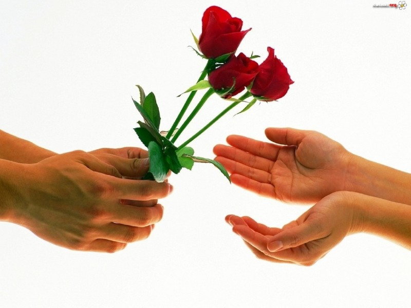 Лучший подарок даме? Ну, конечно, цветы!