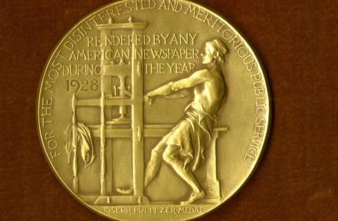 Пулитцеровская премия