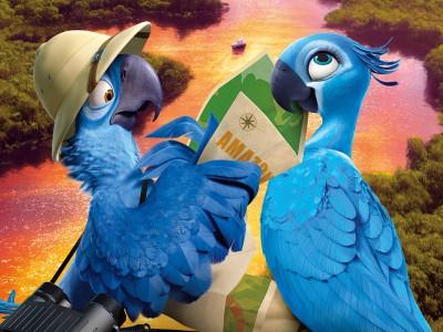 Рио-2 —  кадр из мультфильма