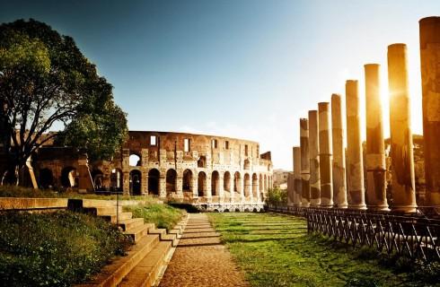 Тайные места Рима