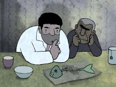 Бесплатные мультфильмы в кинотеатрах: кадр из мультфильма «Мой личный лось»