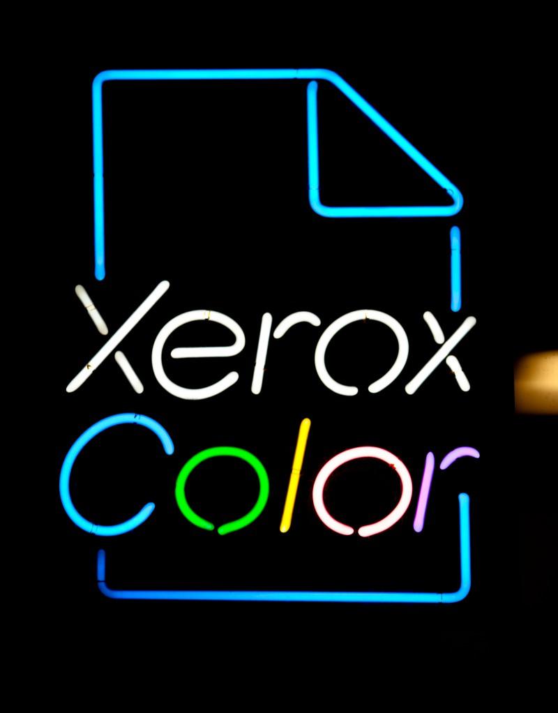 Новая бумага Xerox для струйной печати