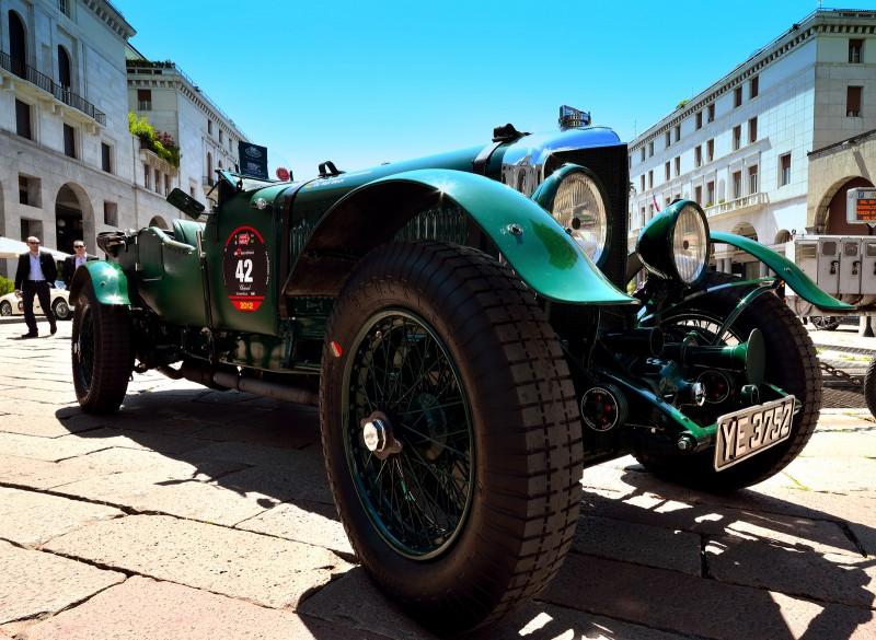Названы имена победителей Mille Miglia