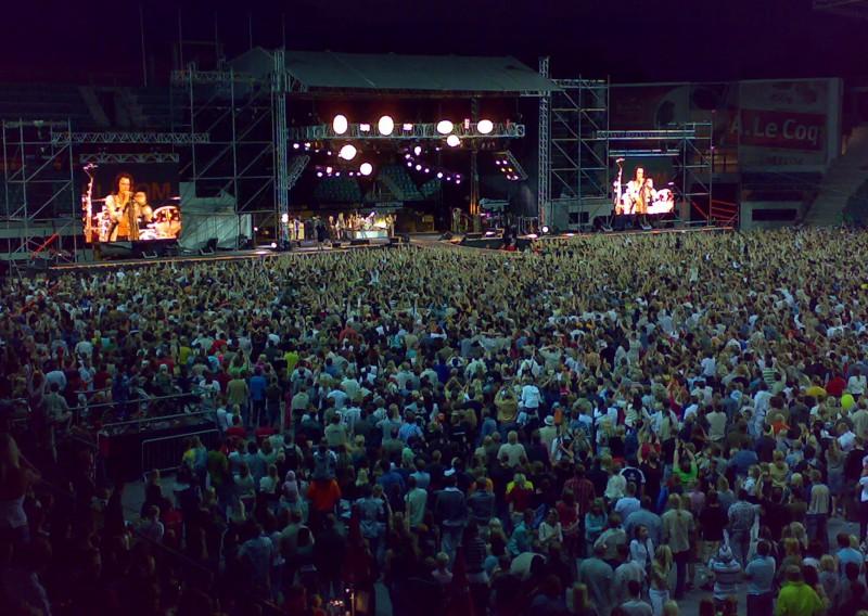 Сюрприз для поклонников Aerosmith