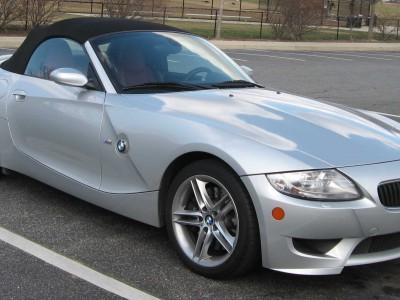 Революцию на авторынке произвел BMW Roadster Z4