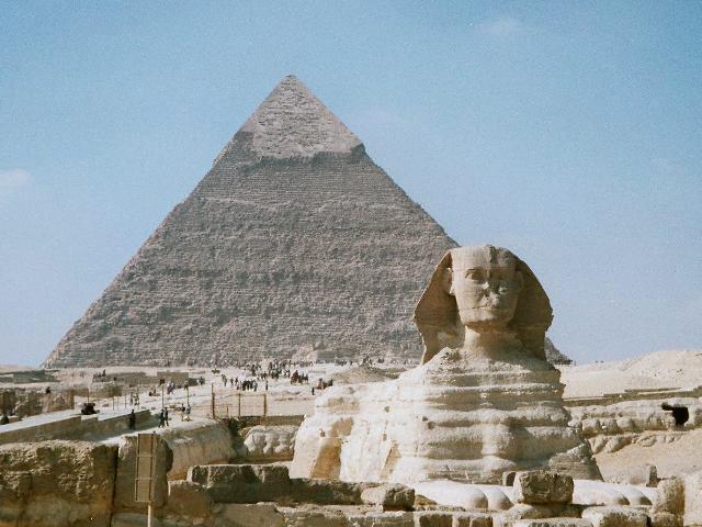 Египет, как знакомство с заграницей