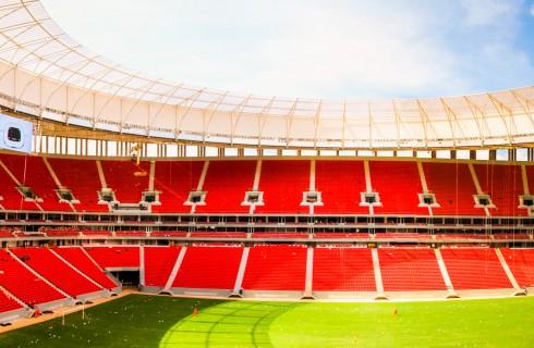 Кубок мира по футболу будет зеленым