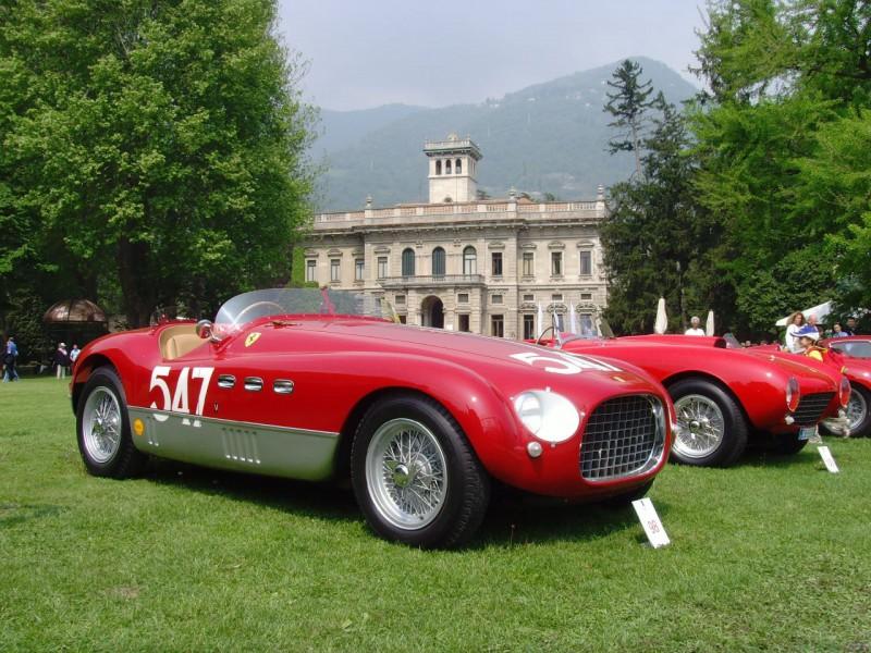 Mille Miglia стартует в четверг
