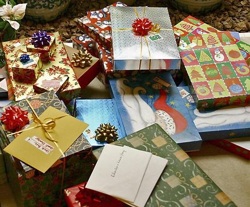 Выбираем подарки своим близким и друзьям