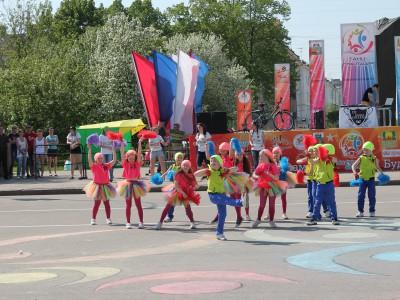 Танцевальный конкурс Танц-плантация 2014