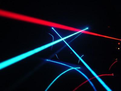 Инфракрасный лазер