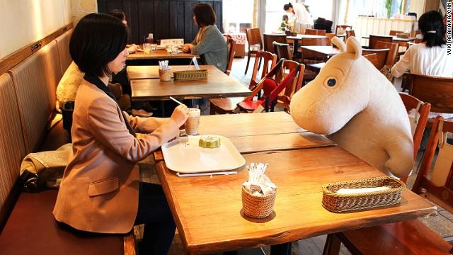 В Японии никто не останется одиноким