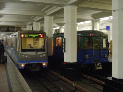 Создание единой сети сотовой связи в московском метро