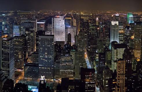 Нью-Йорк полностью погрузится в Интернет
