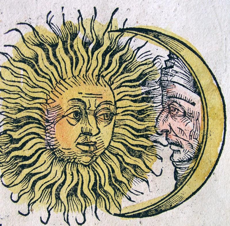 Способ заменить луну и солнце