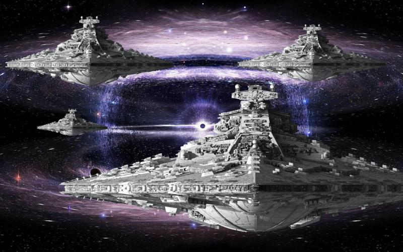 Star Wars скоро станут реальностью