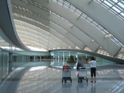 Новый аэропорт в Пекине