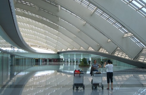 Пекин избавит аэропорт от пробок