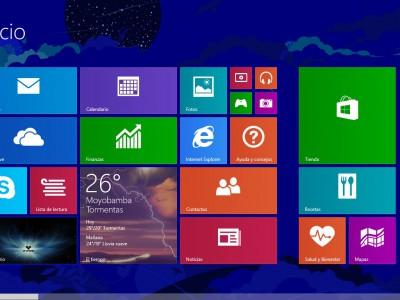 Китайская ОС против  Windows 8