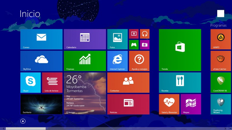 Поднебесная запрещает устанавливать Windows 8