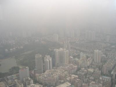 Борьба с загрязнением воздуха в Китае