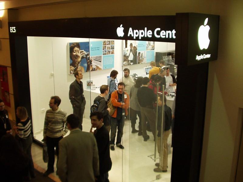 Apple ищет новых работников