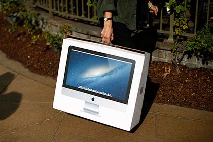 Apple планируют выпустить ПК с процессором от планшета