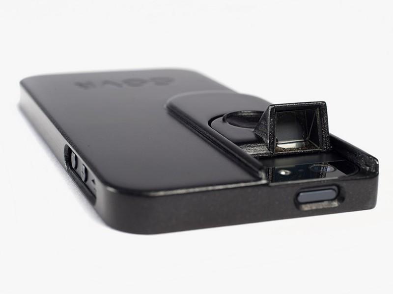 Чехол iPhone для любителей тайных фотографий
