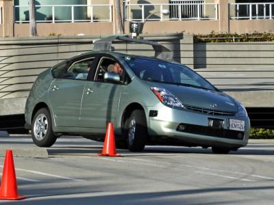 Беспилотники — автомобили Google