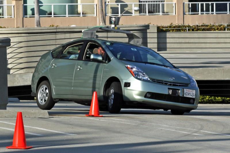 Google скоро выпустит дорожные беспилотники