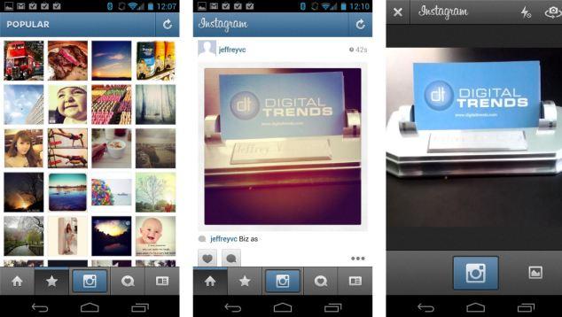 Instagram пострадал от сбоя