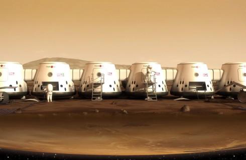 Mars One: 4 билета для 706 колонистов