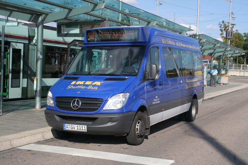 Микроавтобусы на службе у людей