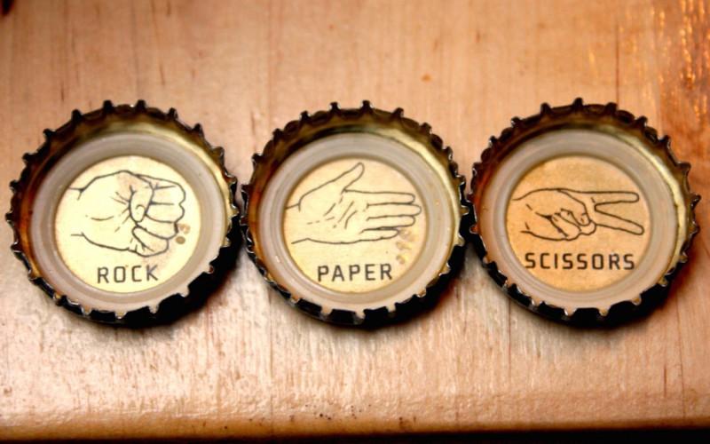 Как выиграть в «Камень-ножницы-бумага»