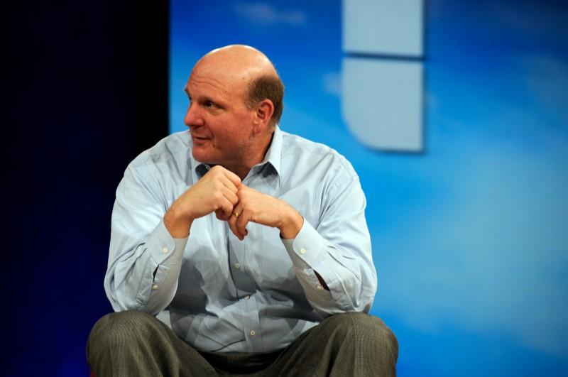 Стив Балмер — самый крупный держатель акций Microsoft