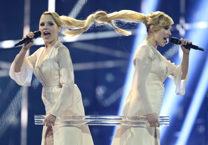 Сестры Толмачевы вышли в финал