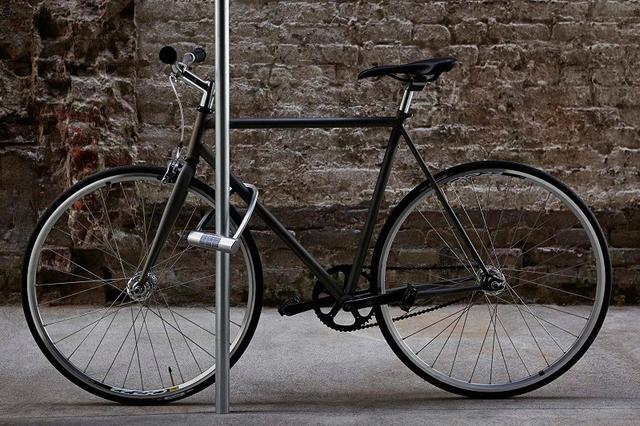 Воровство и велосипед — несовместимые вещи