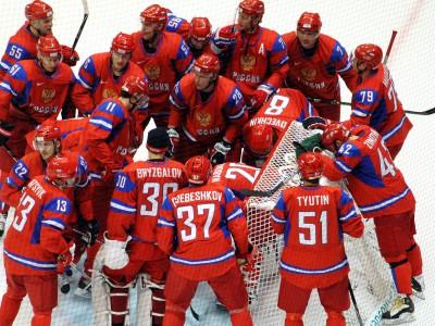 Дорогие автомобили получит хоккейная сборная России