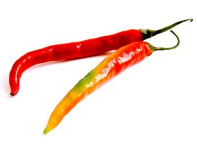 Не чувствовать боль поможет перец Чили