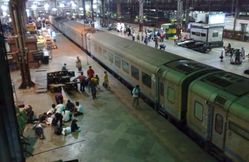 Мумбаи – город для любителей шума