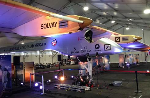 Solar Impulse 2 заставил гордиться собой
