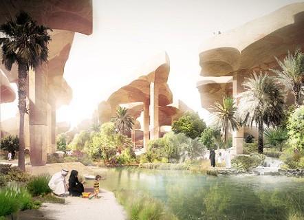 В ОАЭ появится подземный парк