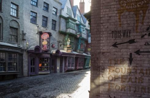 Гарри Поттеру посвятят парк